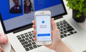فیس بک میسنجر کو رواں سال زیادہ بہتر بنانے کا عزم