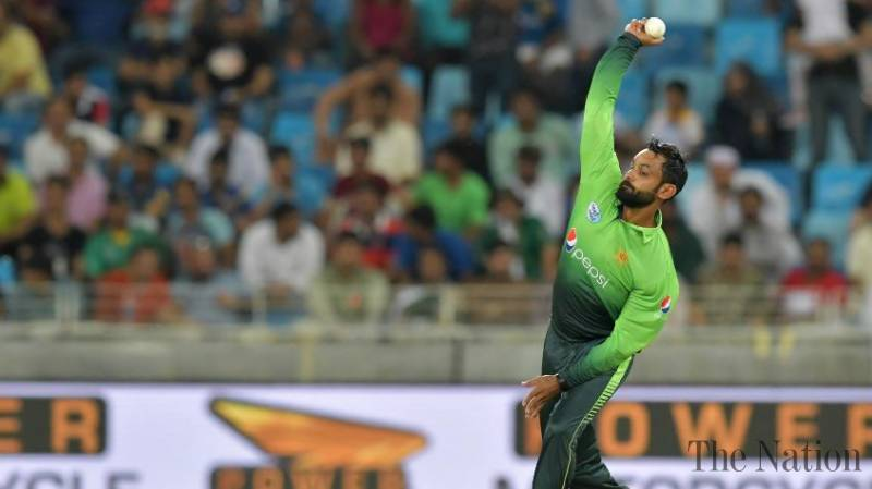 Hafeez reported for suspect bowling action