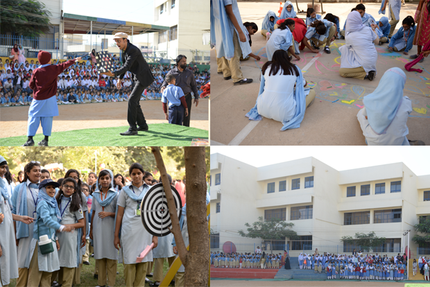 Dawood Public School Commemorates Universal Children's Day with Students from All Strata of Society