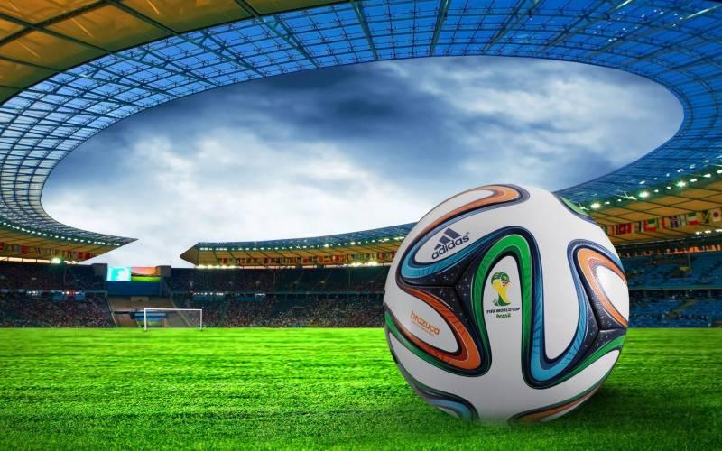 فٹبال ورلڈ کپ آج بھی تین میچز کھیلیں جائیں گے