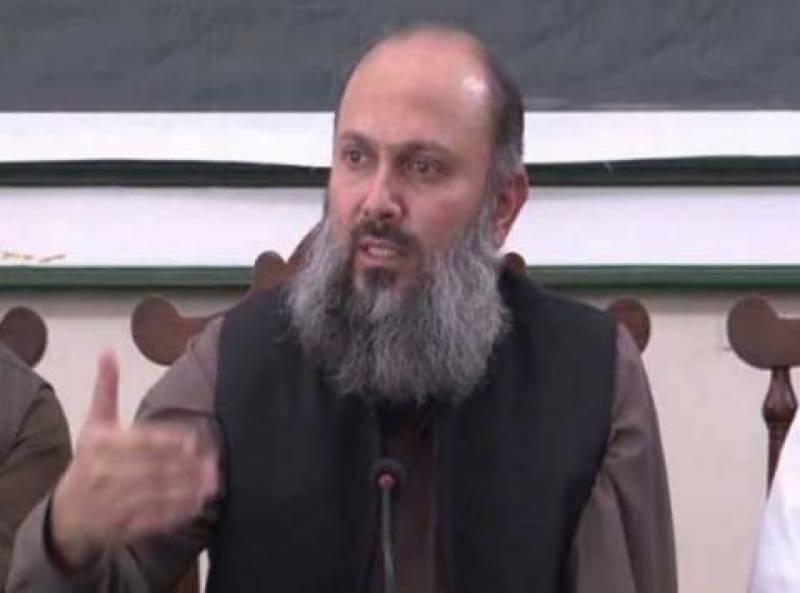 ماضی میں بلوچستان کے عوام کیلئے فلاحی منصوبے نہیں بنائے گئے،بلوچستان کے عوام کوبنیادی سہولتوں کی فراہمی کے لیے کوشاں ہیں: وزیراعلی بلوچستان