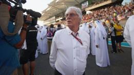 برنی ایکلیسٹون فارمولا ون کے سی ای او نہیں رہے