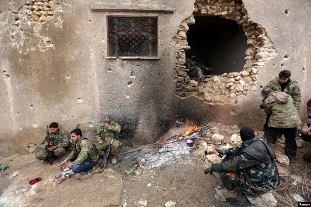 الباب میں کاربم دھماکہ ہم نے کیا: اسلامک اسٹیٹ