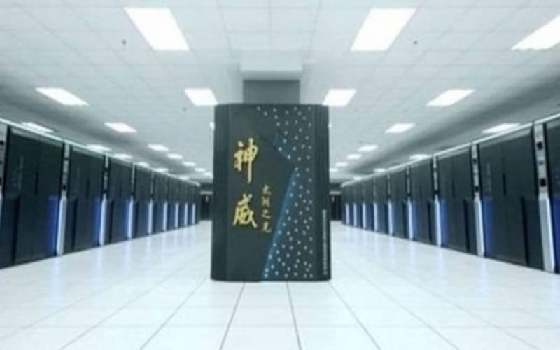 تیز ترین سپر کمپیوٹرز کی فہرست میں امریکہ پہلے، چین تیسرے نمبر پر