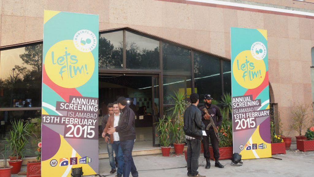 '60 سیکنڈز فلم فیسٹیول صرف ایک فلمی میلہ نہیں ہے'