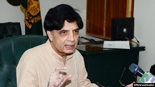 پاکستان کی سلامتی بلوچستان کے امن سے منسلک ہے: چودھری نثار