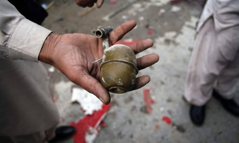 Three children injured in Khuzdar toy bomb explosion