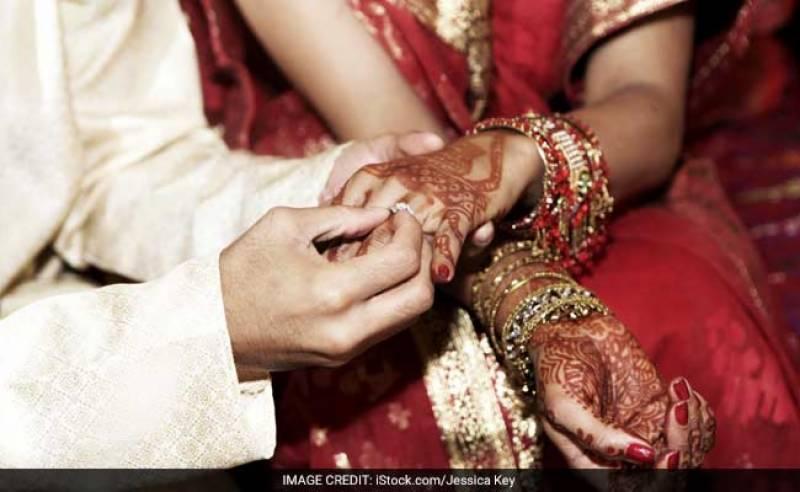 بھارت ،کھانے میں گوشت نہ ہونے پر دلہا نے شادی سے انکار کردیا
