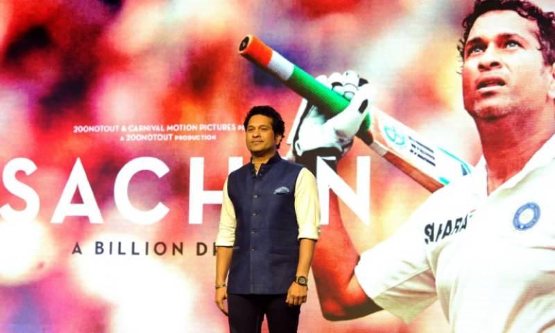 Cricket great Tendulkar's life brought to silver screen