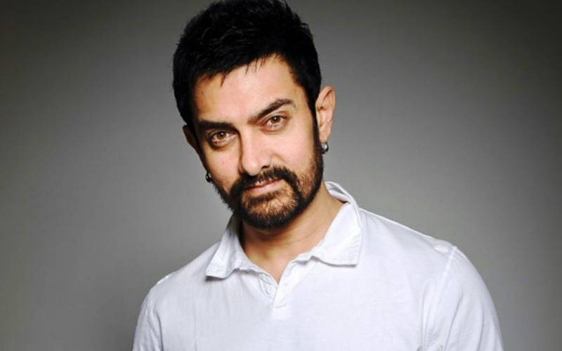 عامر خان نے فلم ''ٹھگ آف ہندوستان'' کے لیے ٹریننگ لینا شروع کردی