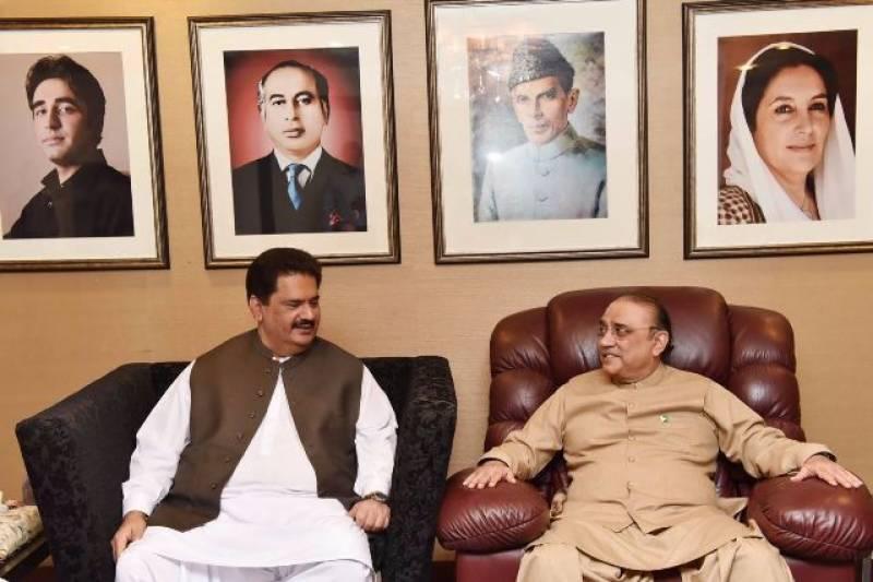 Nabeel Gabol rejoins PPP