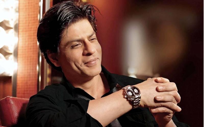 شاہ رخ خان کے ٹویٹر پر مداعوں کی تعداد 25ملین سے زائد ہوگئی
