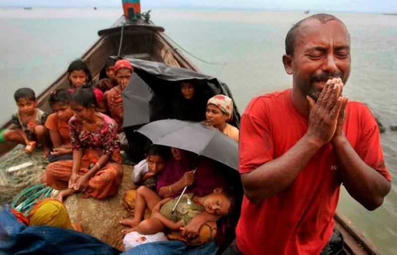 یورپی کونسل نے روہنگیا مسلمانوں کے خلاف طاقت کے بے دریغ استعمال پر میانمار فوج سے روابط معطل کر دیئے