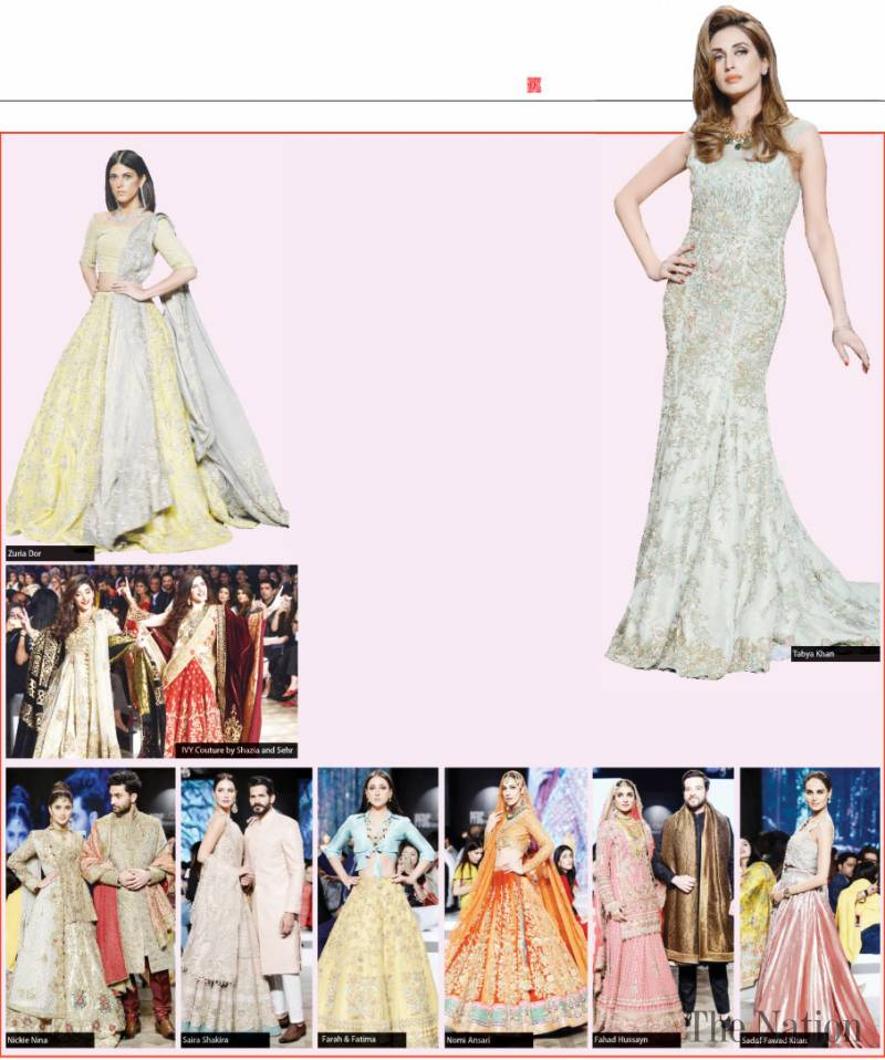 PFDC fashion week ends on high note