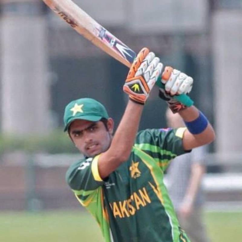 Babar Azam helps Pakistan reach 263