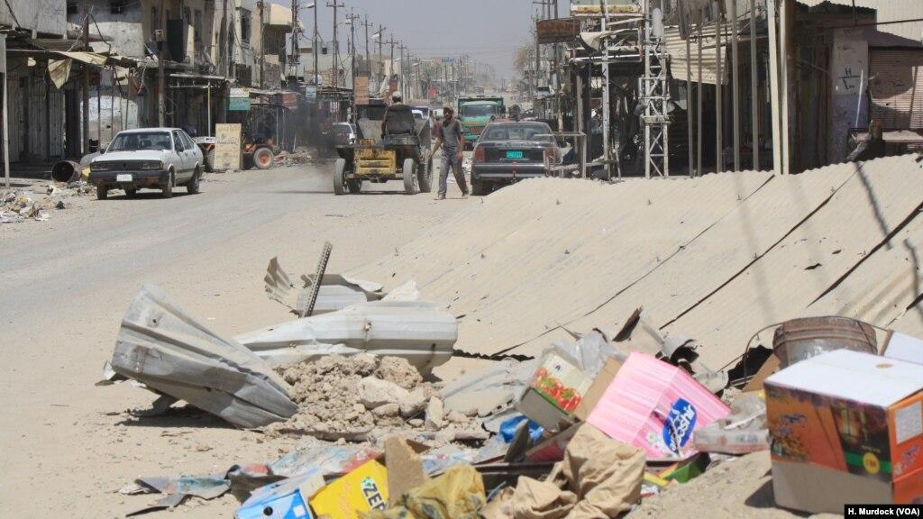 داعش کی پسپائی کے بعد نفسیاتی مسائل بڑھ رہے ہیں