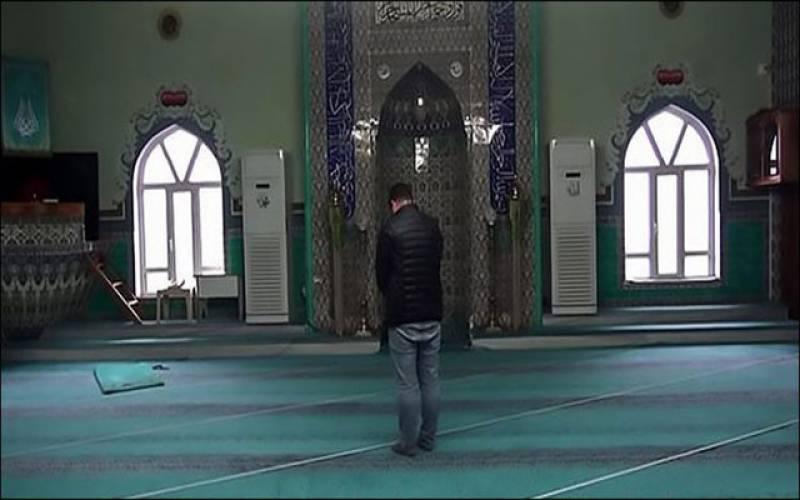 ترکی میں مسجد کا 37 برس بعد کعبے کا رخ ٹھیک کردیا گیا