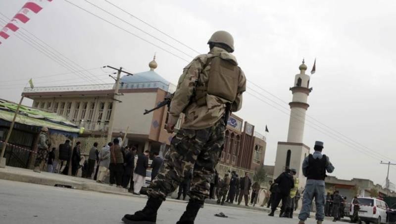 ISIS militants kill 11 in Afghan mosque ambush