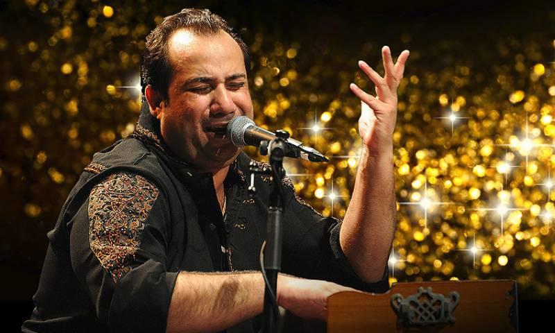 یونیورسٹی آکسفورڈ نےاپنا ریہرسل روم پاکستانی گلوکار راحت فتح علی خان کے نام سے منسوب کردیا