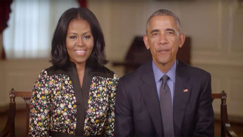 Barack and Michelle Obama sign deal to produce shows with Netflix