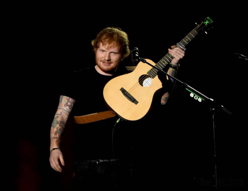 Woman jailed for playing Ed Sheeran song 'Shape of You' on repeat
