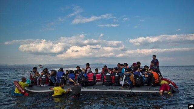 ترکی: کشتی ڈوبنے سے 35 تارکینِ وطن ہلاک