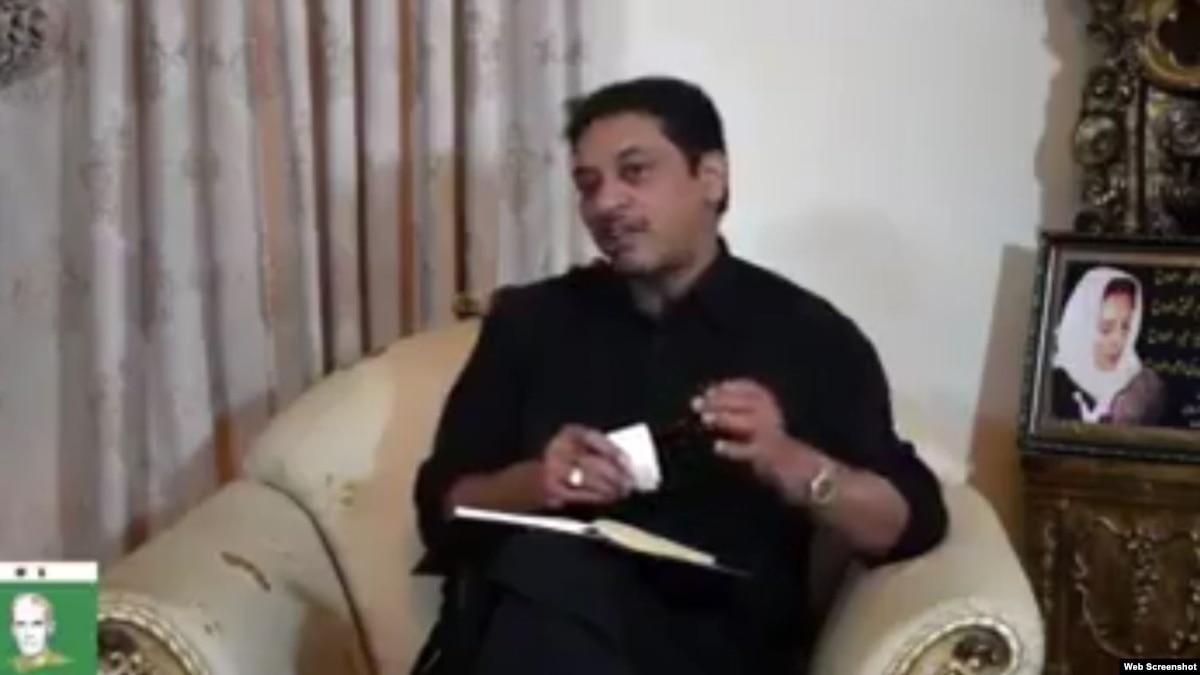 فیصل رضا عابدی کے خلاف چیف جسٹس ثاقب نثار کی توہین کے مقدمے درج
