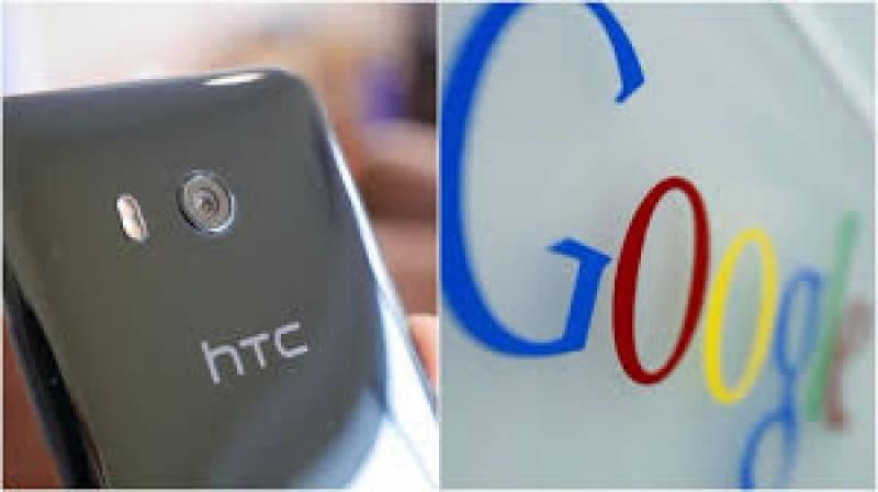 گوگل اور ایچ ٹی سی کے مابین معاہدہ آئندہ سال متوقع