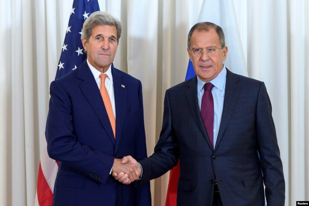 شام سے متعلق 'معاہدے کے قریب ہیں'