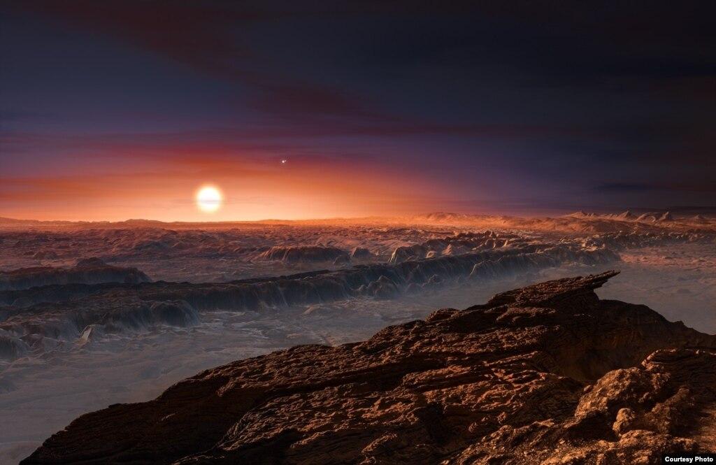 کرہٴ ارض جیسا سیارہ دریافت