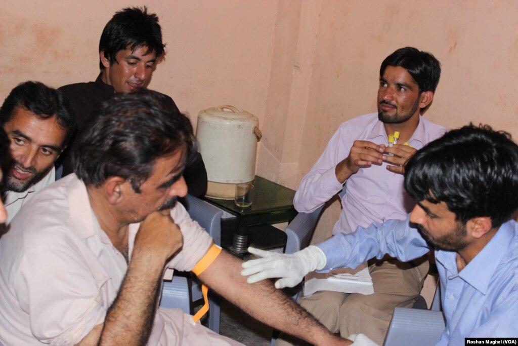 پاکستانی کشمیر میں بلڈ کینسرکے مریضوں کو مفت ادویات کی فراہمی کا معاہدہ