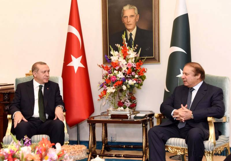 Pakistan Turkey Free Trade Pact In May The Nation Latest News