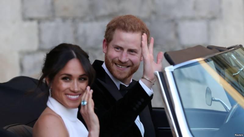 شہزادہ ہیری اور میگن کو پاکستان آنے کی دعوت