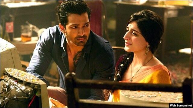 پاکستانی ہیروئن کی بھارتی فلم 'صنم تیری قسم' پر ملا جلا ردعمل