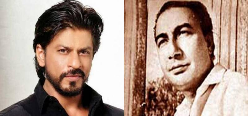 "شاہ رخ خان اب"" شاعر"" بنیں گے"
