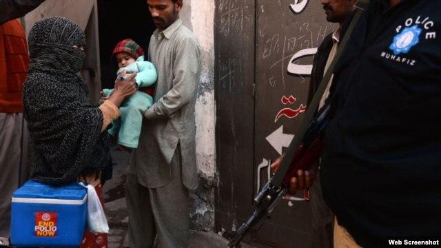 کراچی: پولیو کے نئے کیس کی تصدیق
