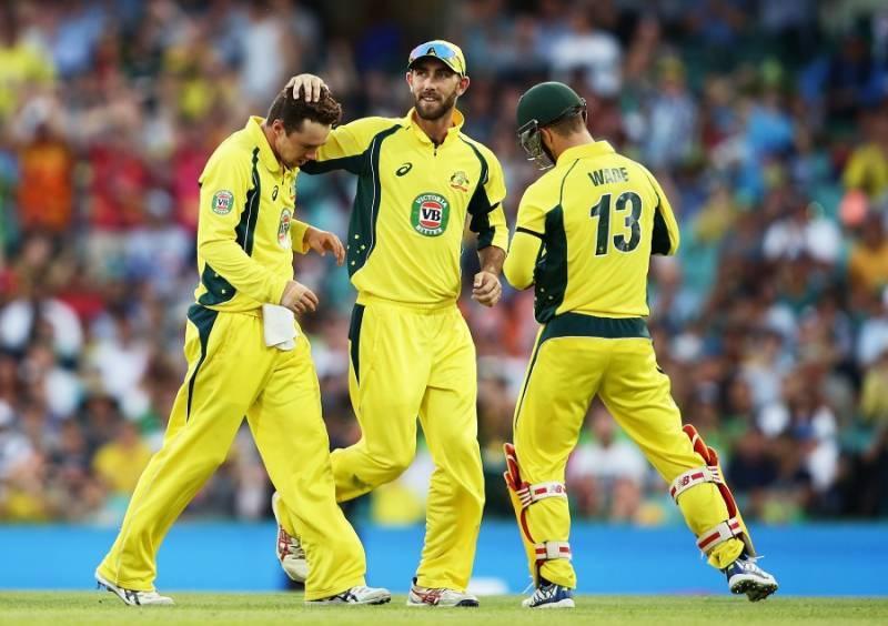 آسٹریلیا نے پاکستان کو میچ اور سریز دونوں میں شکست دے دی