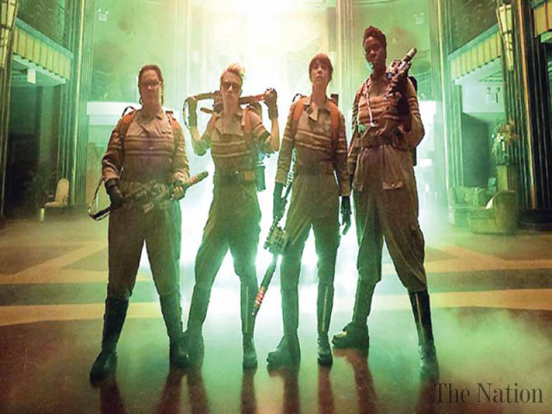 Ghostbusters reboot is Youtube's most disliked trailer of all time