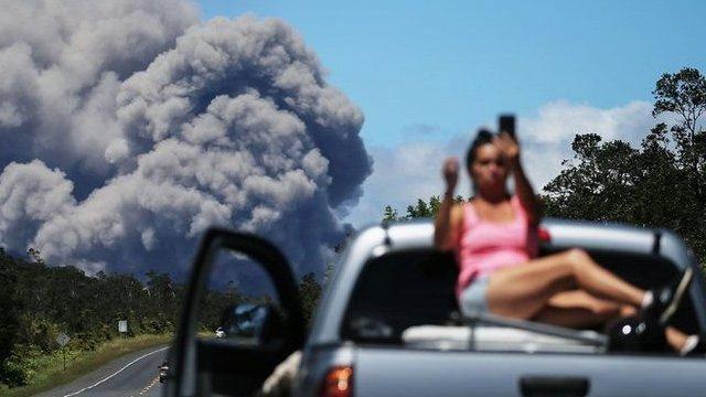 آتش فشاں کے باعث کتنے لوگ مرتے ہیں؟