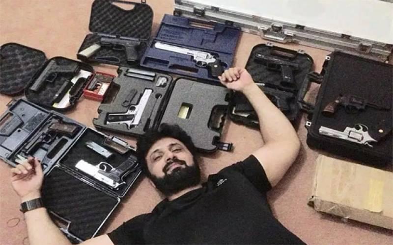اداکار اسد ملک کی اسلحہ برآمدگی کیس میں ضمانت منطور