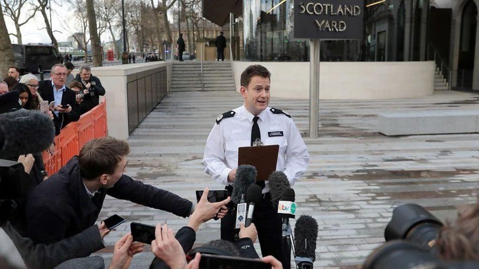 لندن میں دہشت گردی میں ہلاکتیں