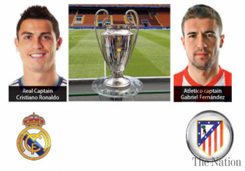 Champions League braces for Madrid derby in Milan
