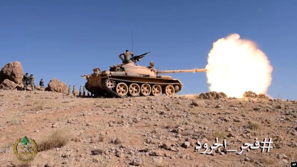 داعش کے ساتھ لڑائی میں تین  لبنانی فوجی ہلاک