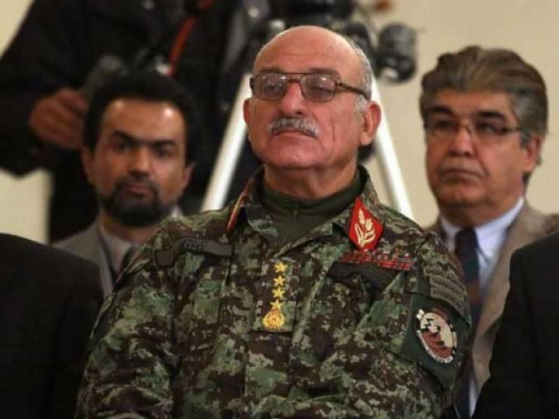 افغان آرمی چیف اور وزیر دفاع نے استعفیٰ