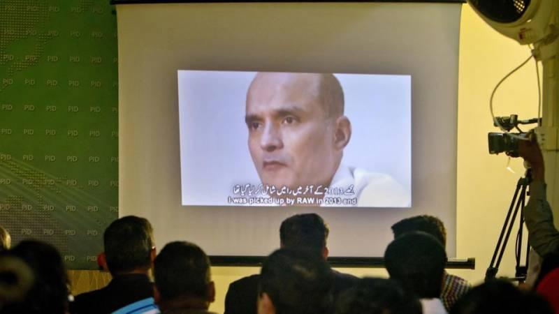 India says Jadhav's hanging will be 'premeditated murder
