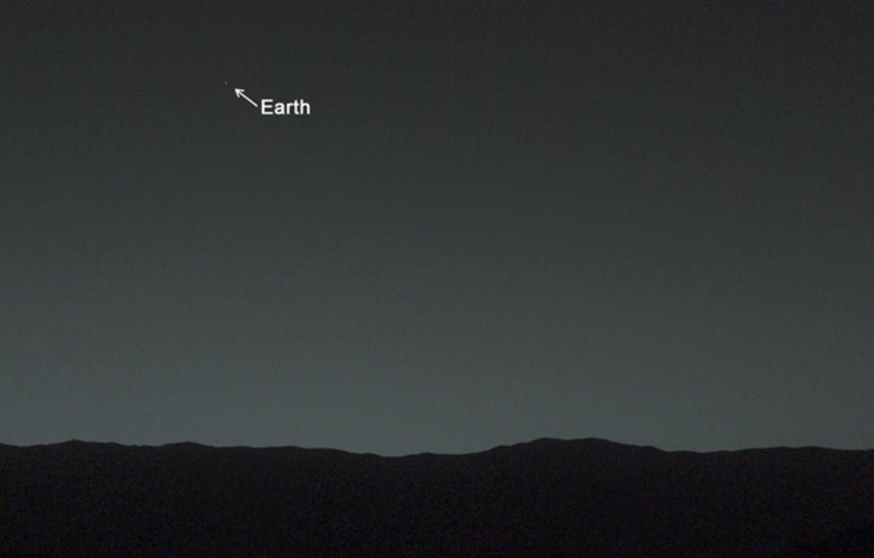 مریخ پر 'کیوروسٹی' کے دو ہزار دن