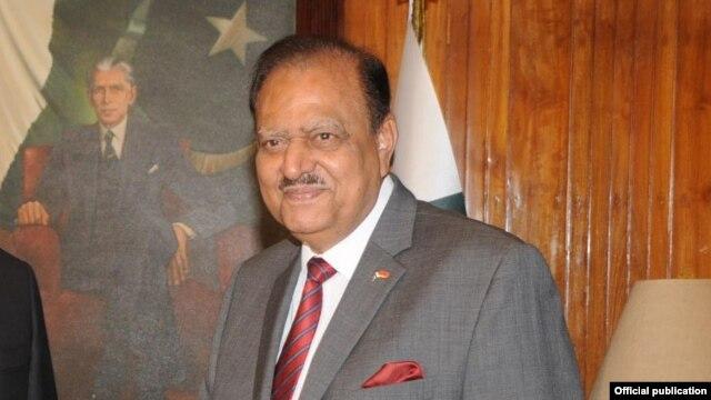 عوام ویلنٹائن ڈے منانے سے گریز کریں: صدر ممنون حسین