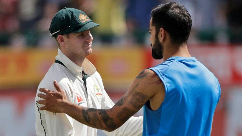 وراٹ کوہلی کی 'آسٹریلین کھلاڑیوں سے دوستی ختم'