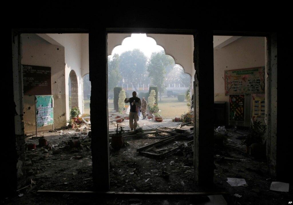 دہشت گرد حملوں سے پاکستان میں تعلیم کا شعبہ بری طرح متاثر ہوا: رپورٹ