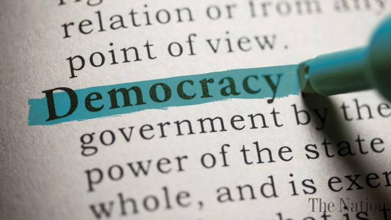 Grading the world for democracy